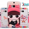 HTC One2 (M8) - Cartoon Hard case [Pre-Order]