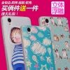 เคส Vivo Y31 - Cartoon Silicone Case#3 [Pre-order]