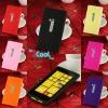 Nokia Lumia 920 - เคสซิลิโคน ลายยางรถยนต์ [Pre-Order]