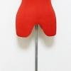 หุ่นขาเหล็กสีแดง ขาเว้า