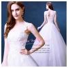 wm5079 ขาย ชุดแต่งงานเจ้าหญิง สายเส้นใหญ่ สวย หวาน หรู น่ารัก ที่สุดในโลก ราคาถูกกว่าเช่า