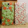 Sony Xperia TX - Flower Hard Case [Pre-Order]