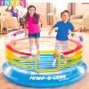 บ้านบอลเป่าลม Jump-O-lene วงแหวน [Intex-48264]