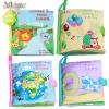 หนังสือผ้า Jollybaby รุ่น Learning with