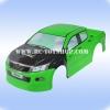 บอดี้รถบังคับ 1/10 วีโก้VIGO(สีเขียว)