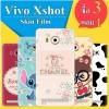 เคส Vivo Xshot - Skin Film ฟิล์มลายการ์ตูน #1 [Pre-Order]
