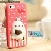 iPhone 4/4s  - Molang Case [Pre-Order]