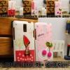 HTC J z321e - เคสแข็งลายการ์ตูน 3 [Pre-Order]