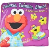 หนังสือผ้า Twinkle Elmo