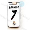 Ronaldo-Real Madrid Home Shirt