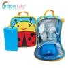 กระเป๋าเก็บอุณหภูมิลายเต่าทอง Insulated Bag