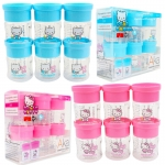 ถ้วยเก็บน้ำนมแม่และอาหารเสริม Camera AKA Hello Kitty
