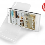 Huawei Ascend P6 - iMak Hard Crystal Case [Pre-Order]