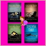 ชุด ครอสไฟร์ 1-4 เผลอใจให้เธอ ฝันใฝ่ในเธอ ผูกพันเพียงเธอ หลงใหลในเธอ Crossfire Series ซิลเวีย เดย์ (Sylvia Day) ปริศนา แก้วกานต์