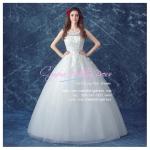 wm5108 ขาย ชุดแต่งงาน เจ้าหญิง ใส่ถ่ายพรีเวดดิ้ง สวยหรู ดูดีที่สุดในโลก ราคาถูกกว่าเช่า