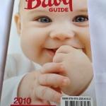 Baby Guide 4 สีทั้งเล่ม