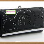 กระเป๋าสตางค์สีดำ Bag142