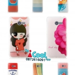 เคส Asus Zenfone 4 -Cartoon hard Case [Pre-Order]