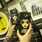 เคสมือถือ Samsung Galaxy A5 2017 เคสซิลิโคน3Dสาวเปร้ยวซ่า [Pre-Order]