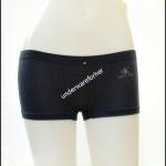 กางเกงในผู้หญิง Calvin Klein สีเทาดำแบบเต็มตัว