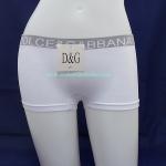ชุดชั้นในผู้หญิง  DOLICE&GABBANA  ( D&G ) สีขาว
