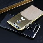 เคสมือถือ Huawei Ascend P9 Plus- เคสแข็งเคลือบสีmetalicโลหะ [Pre-Order]