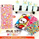 iPhone 4 / 4s, iPhone 5- เคสแข็งลาย Skull Fantasy [Pre-Order]