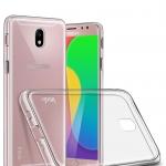 เคสมือถือ Samsung J7PRO เคสซิลิโคนนิ่มใส [Pre-Order]