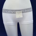 ชุดชั้นในผู้หญิง CALVIN KLEIN BOXER สีขาว