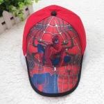 พร้อมส่งค่ะ หมวกลิขสิทธิ์ ลายสไปร์เดอร์แมน ฟรีไซส์ ขนาดรอบศีรษะ ประมาณ 52-54 cm. ค่ะ เหลือ 1 ใบ