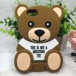 เคสมือถือ Wiko Lenny2 เคสซิลิโคนตุ๊กตาหมี (พรีออเดอร์)
