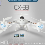 โดรนCX33กล้องWifi
