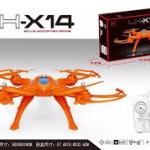 โดรนHL-X14กล้องWifi