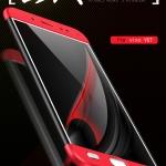 Case Vivo V5,V5s,V5 Lite - เคสประกบ รุ่นสีพื้น [Pre-Order]