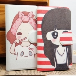 Nokia Lumia 925 - Cartoon Diary Case [Pre-Order]