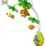 โมบายเสริมพัฒนาการลายสัตว์ Huile Toys