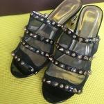 รองเท้าปั้ม Brand ลดล้างสต๊อก size 38