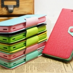 HTC Butterfly S - 2Tone Diary Case [Pre-Order]