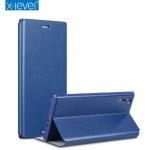 Case Sony Xperia XZ, XZs - เคสฝาพับ X-Level เกรดพรีเมี่ยม [Pre-Order]
