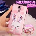 เคส OPPO R7 Plus - Rabbit Mix Silicone Case [Pre-Order]