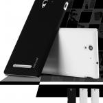 เคสSony Xperia C3-Aixuan Glare Hard Case [Pre-Order]
