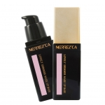 **พร้อมส่ง**Merrez'ca Lovely Shimmer Make-Up Base#Berry Pink