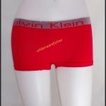 สวยๆ ชุดชั้นในผู้หญิง  CK  BOXER  สีแดง