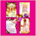 ชุด วิวาห์พาฝัน 1-4 วุ่นรักวิวาห์ลวง หวามรักวิวาห์ร้อน เสี่ยงรักวิวาห์เร้น ซ่อนรักวิวาห์ลวง The Weekday Brides 1-4 แคทเธอรีน บายบี (Catherine Bybee) ปิยะฉัตร แก้วกานต์