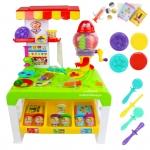 โต๊ะของเล่นแป้งโดว์ Dough Series Sweet Shop