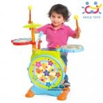 กลองชุดอิเล็กทรอนิกส์ สำหรับเด็ก Melodious Jazz Drum