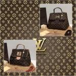 กระเป๋า Louis Vuitton Bergamo 10 นิ้ว งานสวย ทรงเป๊ะ เกรดพรีเมี่ยมค่ะ