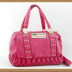 กระเป๋าสีชมพู Bag110