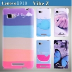Lenovo Vibe Z - Cartoon  Jelly Case [Pre-order]
