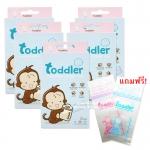 [แพค5กล่อง+ฟรีSample] ถุงเก็บน้ำนมแม่ Toddler Smile
